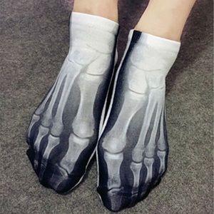 💀 New list! 💀 Skeleton X-ray socks